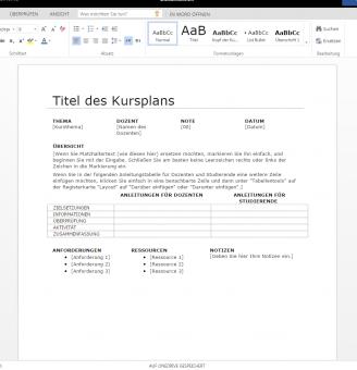 Konzept Vorlage Im Word Format Kostenloser Download 12